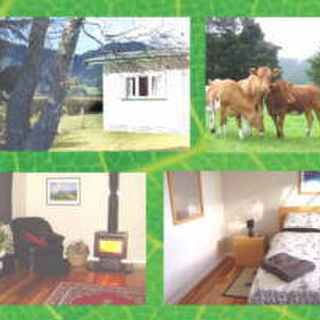 Wairere Falls Farm Cottage, Matamata/Te Aroha #1303: From $95.00 per night