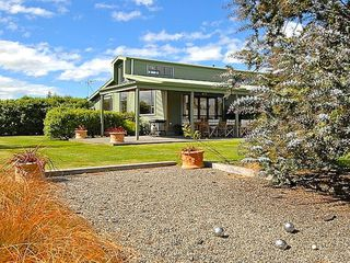 Martinborough Escape, Roberts Street, Martinborough (Bachcare) From $255.00 - $305.00 per night: 2 night minimum stay