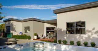 Hidden Gem, 26A Cologne Street, Martinborough #1249: From $210.00 per night