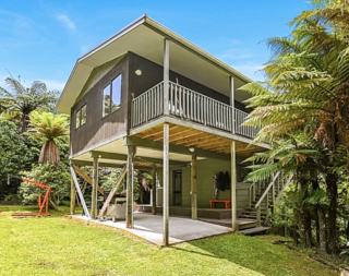 Ponga Forest Lodge, Spencer Road, Lake Tarawera (Bachcare) From $225-$420 per night