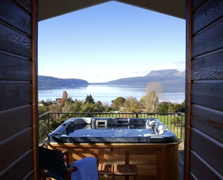 Spencer Spa Lodge, Spencer Road, Lake Tarawera (Bachcare) From $830-$1745 per night
