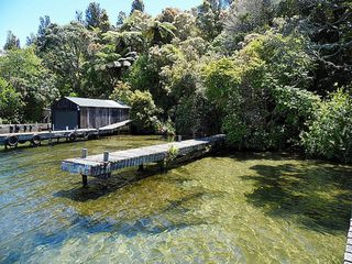 The Kiwi Bach, Foster Road, Lake Rotoiti (Bachcare): From $125.00 - $200.00 per night - 2 night minimum stay