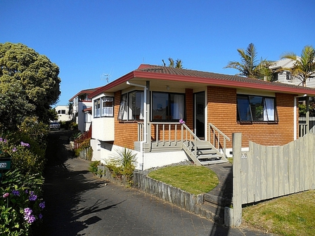 At the Mount, Tweed Street, Mt Maunganui, Tauranga (Bachcare): two night minimum stay