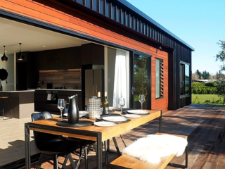 Pinot Longbox, Burgundy Drive, Martinborough (Bachcare) From $290.00 - $360.00 per night
