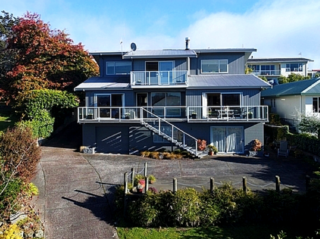 Harbourview, Noble Street, Taupo Central (Bachcare) From $220.00 - $420.00 per night